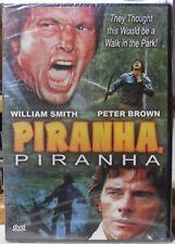 Piranha Piranha DVD William Smith & Peter Brown NEW