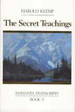 The Secret Teachings: Mahanta Transcripts, Book 3  by Harold Klemp III ECKANKAR