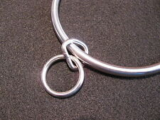 Stainless Steel D & O Ring Slave Turian Goth Gor