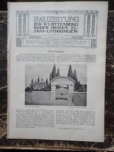 1910 Friedhof Friedhöfe Tablat