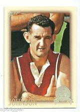 2012 Select Hall of Fame (HF188) Frank JOHNSON South Melbourne