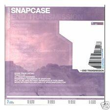 Snapcase - End Transmission (CD 2002) New/Sealed