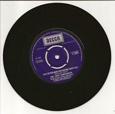 """Engelbert HUMPERDINCK Vinyle 45T 7"""" 1969  I'M A BETTER MAN - DECCA 12957"""