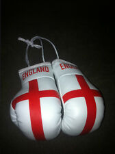 ENGLAND / ENGLISH FLAG Mini Boxing Gloves *NEW*