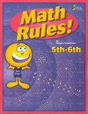 Math rules!: 5th-6th grade 25 week enrichment challenge *Now includes PDF of Boo