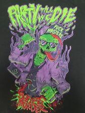 Selfless Murder X American Apparel Mens Medium Soft Party Graphic T-Shirt EUC
