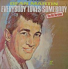 """12"""" LP Dean Martin Tout le monde Loves Somebody WEA Reprise 44 027"""