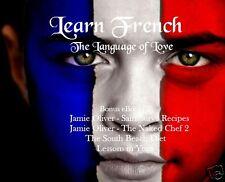 CD - LEARN FRENCH + Bonus Books