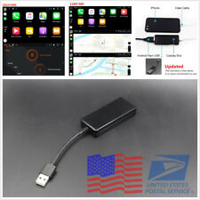 Carplay USB Link Dongle Box For Android 4.2 Apple IOS Nav DVD Radio Music Player