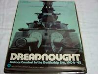 SPI Tray : DREADNOUGHT game - Surface Combat in Battleship Era 1906-45 (PUN) EX