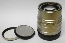 Carl Zeiss Sonnar T* 2,8 / 90mm Objektiv für Contax G1 / G2 guter Zustand