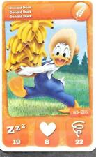 Carte Mickey Mouse & Friends - n° 43 - Donald Duck - Ferme - 2012