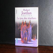 Robert Jordan -  La Roue du Temps  - Le jeu des ténèbres - Vol. 6