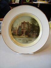 FIRST CHRISTIAN CHURCH ALBIA, IOWA 1874-1974