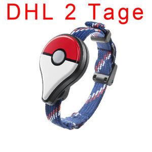 Pokemon Go Plus Nintendo Bluetooth Bracelet Intelligentes Armband IOS Android DE