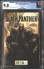 Rise of the Black Panther #6 CGC 9.8 Contest of Champions Game Variant Cover!
