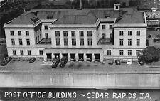 IA - 1930's United States Post Office in Cedar Rapids, Iowa