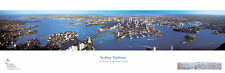 Panorama Poster of Sydney Harbour, Australia