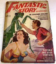 Fantastic Story Quarterly – US Pulp – Fall 1950– Vol.1 No.3 - Coblentz