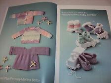 Strickanleitung BuchNr.78 Baby von Katia,mit wunderschönen Modellen zum stricken