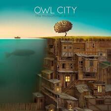 Owl City-The Midsummer Station-CD mercancía nueva
