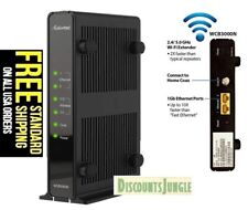 Actiontec Single Dual-Band Wireless Network Extender WCB3000N TWC-NEW