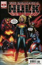 THE IMMORTAL HULK #6 Third Print Variant Marvel Comic Book NM Key
