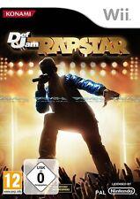 Def Jam rapstar-hip-hop música juego para Nintendo Wii nuevo/en el embalaje original