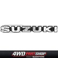 SUZUKI GRILLE BADGE - Suzuki Sierra SJ50