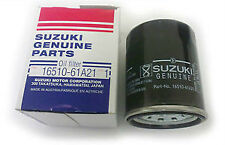 BRAND NEW Genuine Suzuki Car Oil Filter 16510-61A21 Swift SX4 GV Jimny FREE WASH