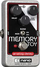 Electro-Harmonix Memory Toy Analog Echo/Chorus - free shipping
