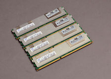HP RAM 4x 4GB (16GB) PC3-10600R ECC Speicher 500203-061