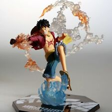 One Piece - Luffy, Zoro, Ace, Zero Battle Ver. PVC 18-21cm Action Figure