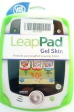 Leapfrog leappad 1  and leappad 2 gel skin cover Green New