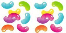 ~ Jelly Beans Lollies Green Blue Pink Purple Orange Sandylion Stickers Small ~