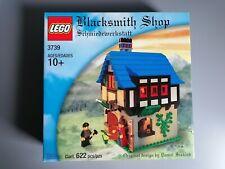 LEGO CASTLE KINGDOMS BLACKSMITH SHOP 3739 NEW NEUF.