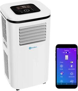 Rollicool Portable Air Conditioner 14000BTU App Voice Control AC & Dehumidifier