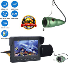 Underwater Ice Video Fishing Camera LCD Monitor Night Vision Camera Fish Finder
