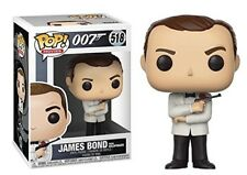 Funko - POP Movies: James Bond - Sean Connery White Tux Brand New In Box