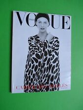 VOGUE Italia Sfilate fashion shows supplemento 617 Gennaio 2002 Primavera Summer