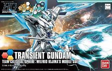 Gundam Build Fighters Try HGBF #034 Transient Gundam 1/144 Model Kit Bandai