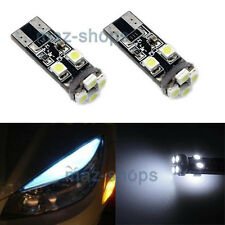 4*  8SMD White LED Error Free Eyebrow Eyelid Light  For Mercedes Benz W204 C300
