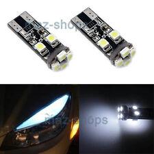 4*  8SMD White LED Error Free Eyebrow Eyelid Light  For Mercedes Benz W204 C300