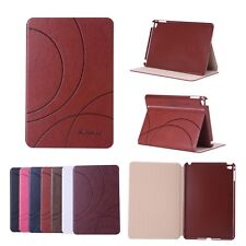 Luxury Stand Flip PU Leather Case Smart Cover for Apple iPad Air 2