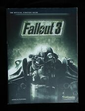 FALLOUT 3 OFFICIAL STRATEGY GUIDE (No Poster)