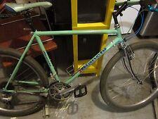 "Bianchi Grizzly Mountain Bike 17.5in 26"" WHLS, PANTANI, CELESTE, PRIMAL"