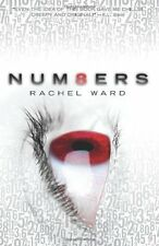 Complete Set Series - Lot of 3 Numbers Trilogy books by Rachel Ward YA Fantasy