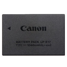 Original Canon LP-E17 LPE17 LPE 17 Battery for EOS T6s/760D/T6i/750D Camera