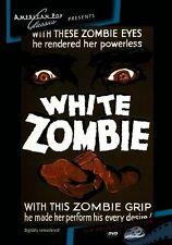 White Zombie (Bela Lugosi) - Region Free DVD - Sealed