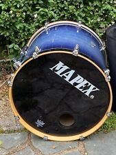 More details for mapex bass drum maple